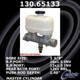 New Centric Brake Master Cylinder Ford 130.65133