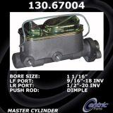 New Centric Brake Master Cylinder Jeep 130.67004