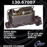 New Centric Brake Master Cylinder Jeep 130.67007