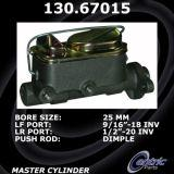 New Centric Brake Master Cylinder Jeep 130.67015