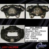 Front Right Unloaded Rebuilt Brake Caliper Mercedes 141.35021