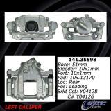 Rear Right Unloaded Rebuilt Brake Caliper Mercedes 141.35597