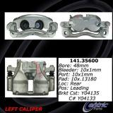 Rear Right Unloaded Rebuilt Brake Caliper Mercedes 141.35599
