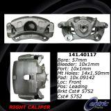 Front Right Unloaded Rebuilt Brake Caliper 141.40117