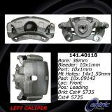 Front Left Unloaded Rebuilt Brake Caliper 141.40118