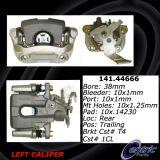 Rear Right Unloaded Rebuilt Brake Caliper Toyota 141.44665