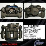 Front Right Unloaded Rebuilt Brake Caliper Subaru 141.47003