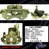 Front Right Unloaded Rebuilt Brake Caliper Subaru 141.47007
