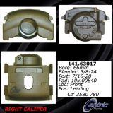 Front Right Unloaded Rebuilt Brake Caliper 141.63017